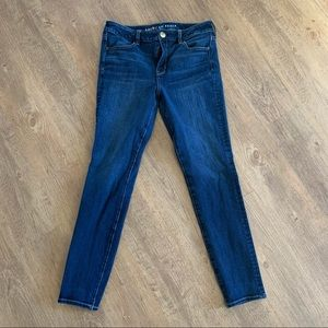 🍁FALL SALE: American Eagle HighRise Jegging Jeans